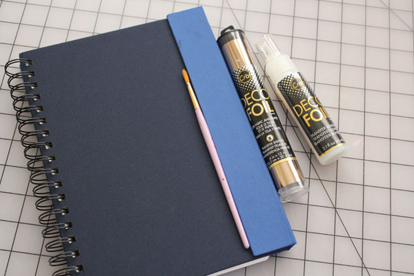 supplies for notebook