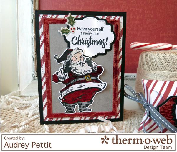 AudreyPettit Thermoweb PhotoPlayPaper MerryChristmasSet2
