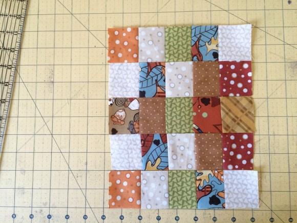 patchwork acorn potholder 7