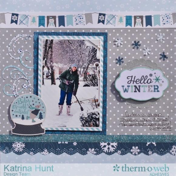 Hello_Winter_Scrapbook_Layout_Therm_O_Web_Katrina_Hunt_Echo_Park_1000Signed-1