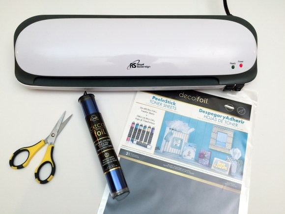 Therm O Web Adhesives, Peel N Stick Toner Sheets and Deco Foil