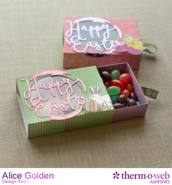Alice Golden TOW Easter Treat Boxes 1
