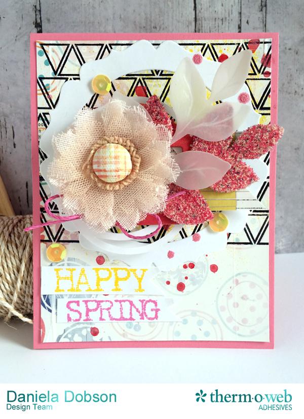 Happy spring by Daniela Dobson