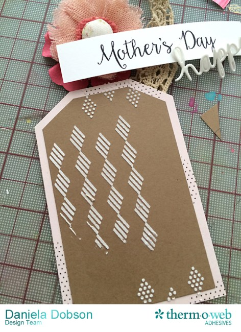 Happy Mother's Day step 3 by Daniela Dobson