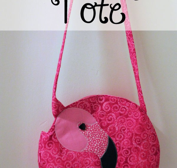 Make a Flamingo Tote