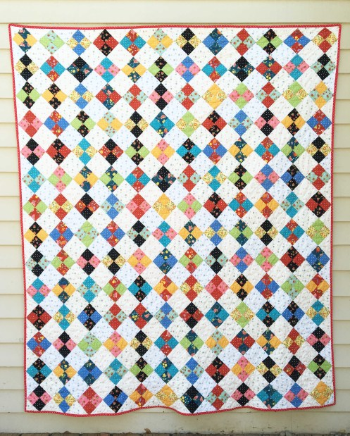 Strawberry Patch Quilt Audrey Yeager