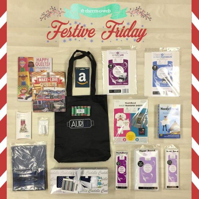 Festive Friday Giveaway Week 4