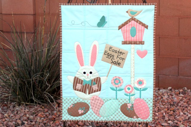 Easter Bunny's Garden A