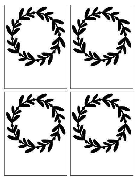 Spring wreath by Daniela Dobson