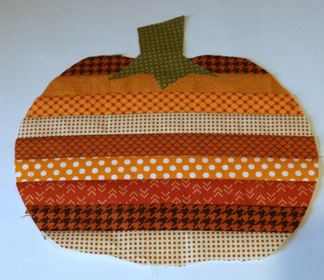 Pumpkin Potholder Amy Warner 10