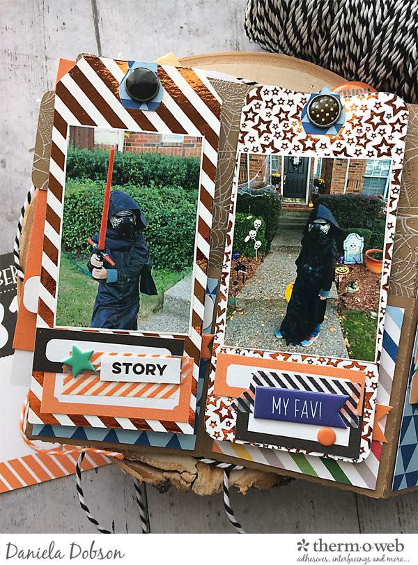 Halloween mini tags 2 by Daniela Dobson
