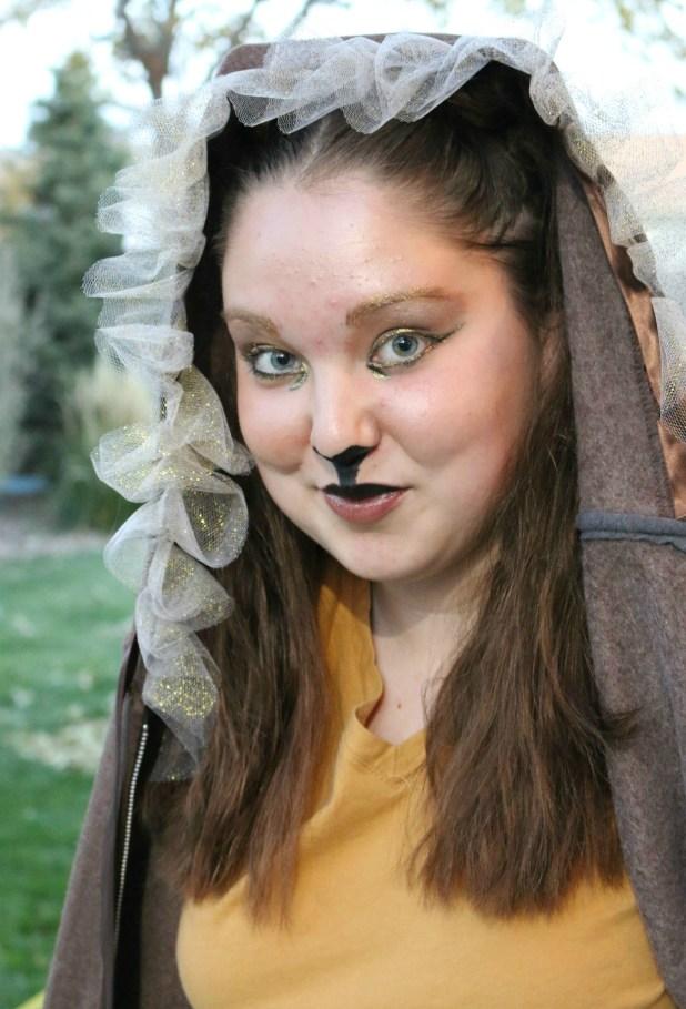 lion hoodie Amy Warner 8