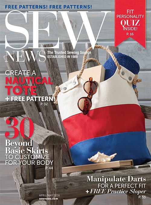 sewnew nautical cover