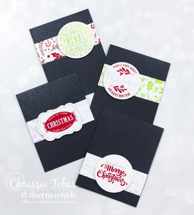 Gina K Christmas ALL CARDS WM