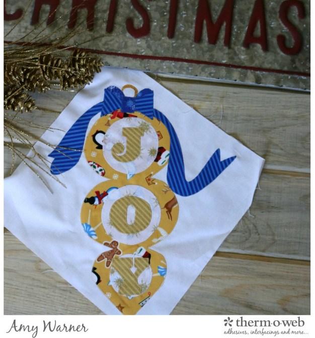 Joy Christmas Amy Warner 1