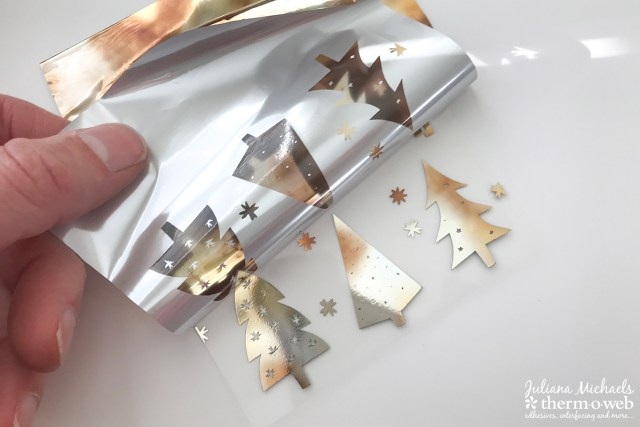 Therm O Web Deco Foil and Clear Toner Sheets by Juliana Michaels