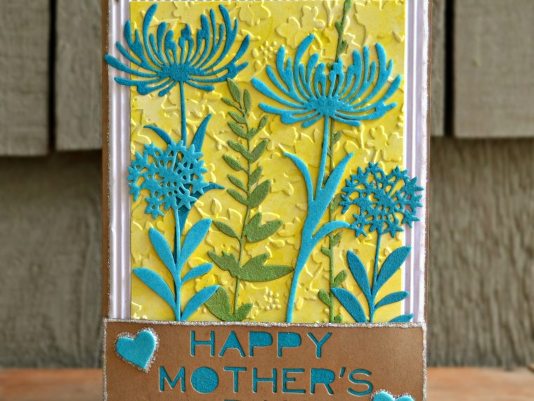 Warm and Fuzzy Mother's Day Card