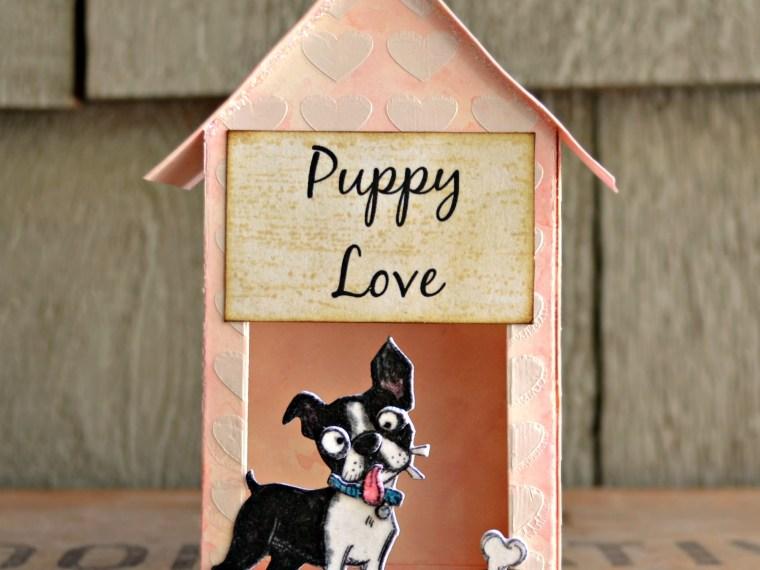 Puppy Love Dog House