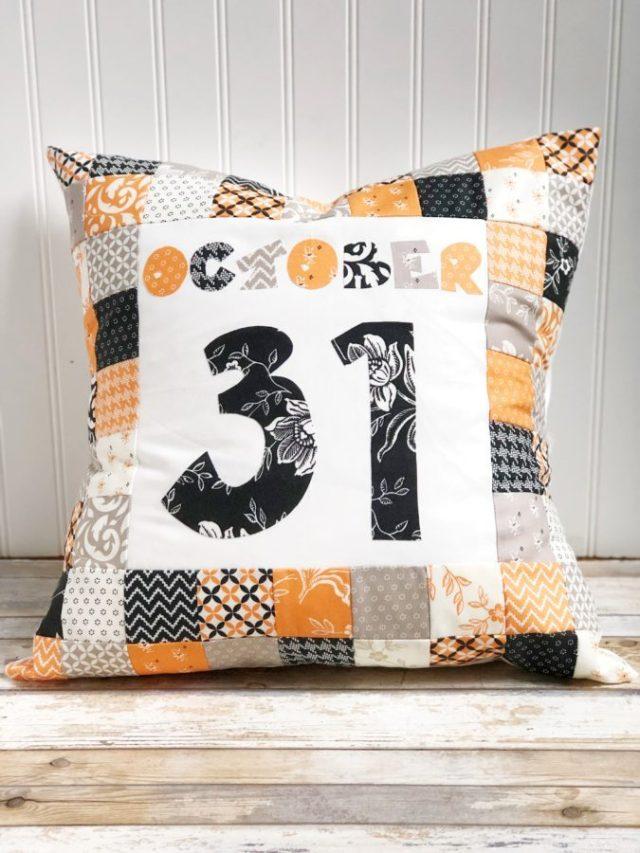 Halloween Pillow