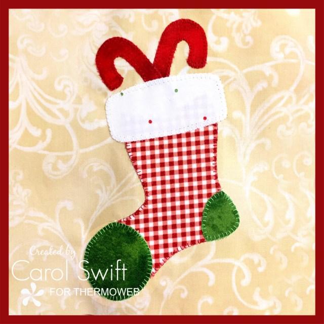 Christmas Sew Along Stocking