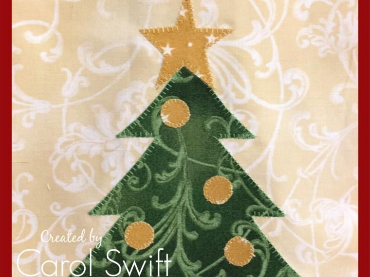 Christmas Sew Along Tree