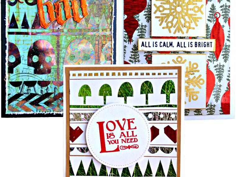 Brutus Monroe Toner Sheet Cards