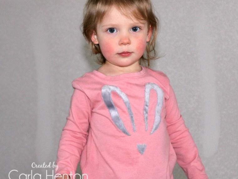 Easter Bunny Ears Shirt