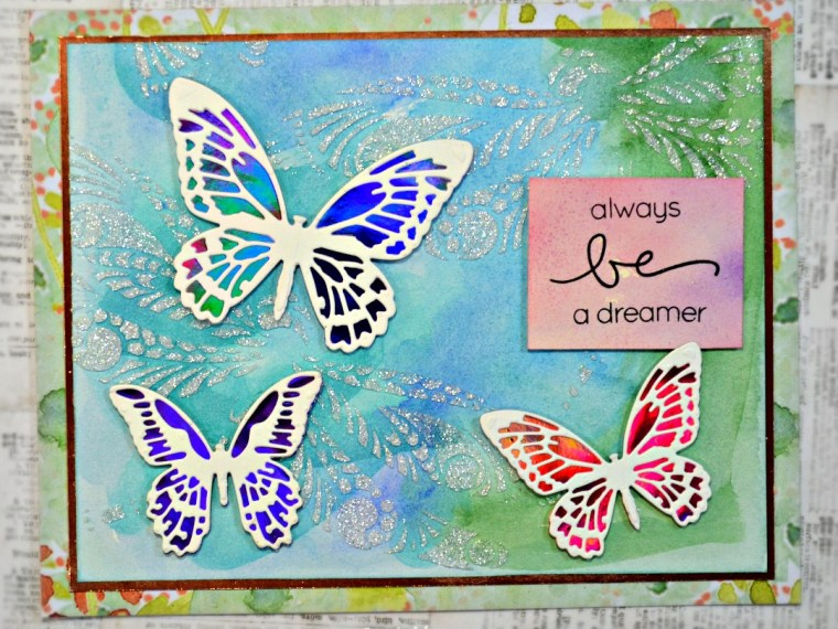 Always Be a Dreamer Plaque