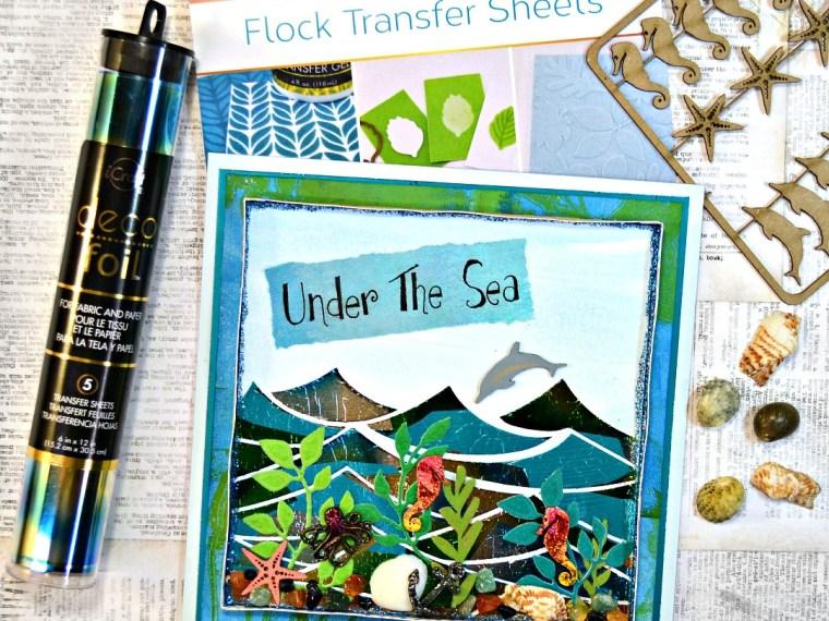 Under the Sea Shadowbox