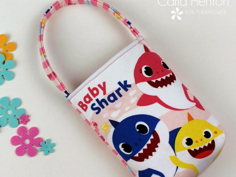 Baby Shark Tote Bag