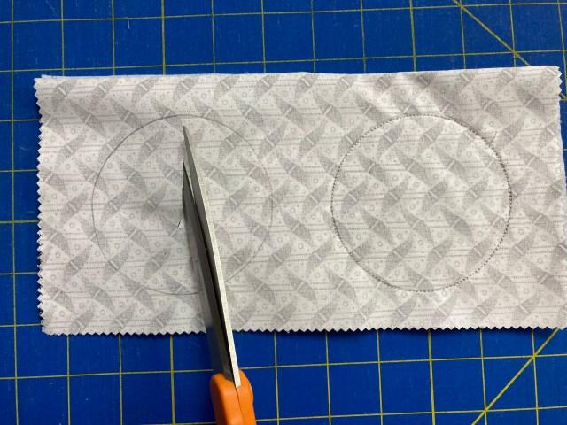 Cutting the slit