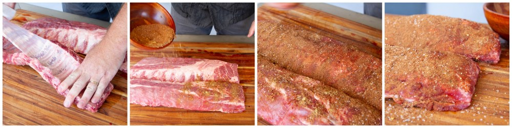 medium resolution of rub the asian rub all over the ribs