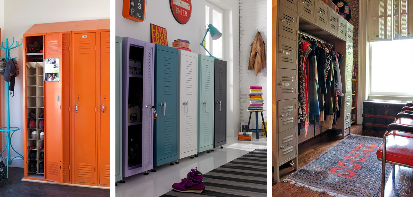 Ways To Use Lockers In Your Home The Shelving Store