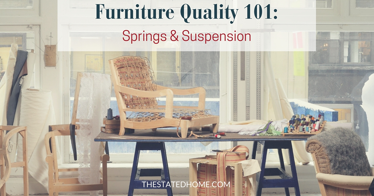 modern twine curved arm sofa living room set sinuous springs vs eight way hand tied the stated home our suspension decoder