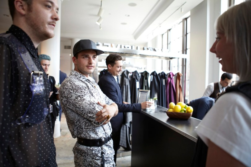 Indochino Pop-Up Store 13