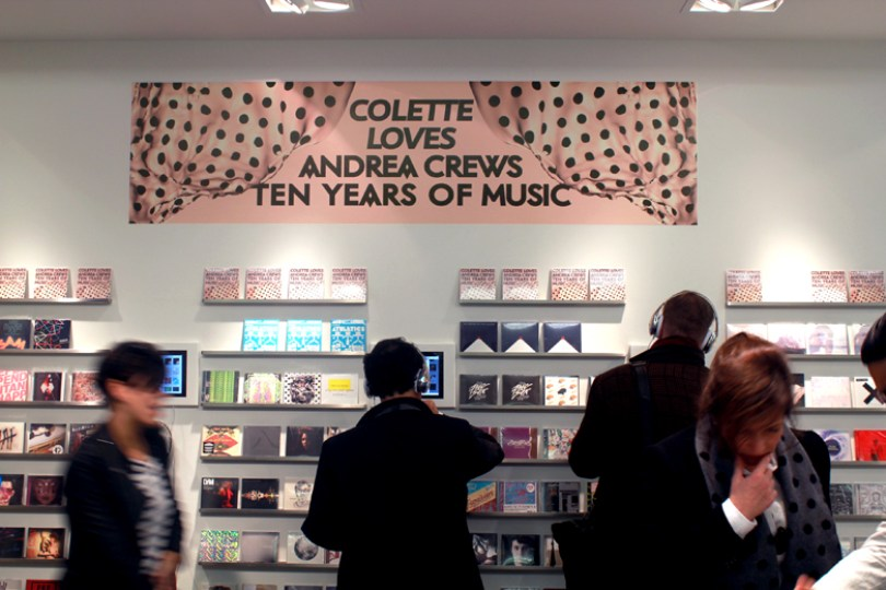 colette music playlist