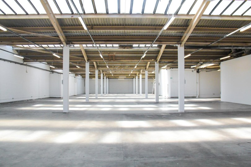 Exhibition Space on Brick Lane