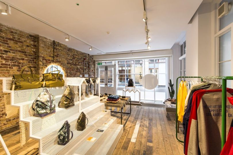 Pop-Up Boutique in Shoreditch