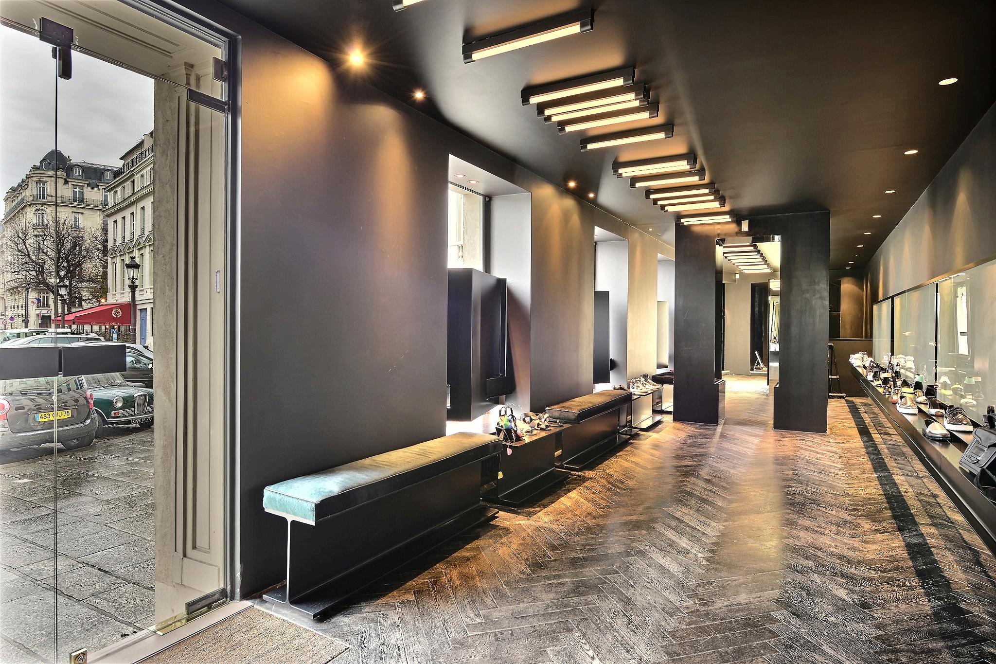 boutique showroom paris cool rives u les dandys surmesure