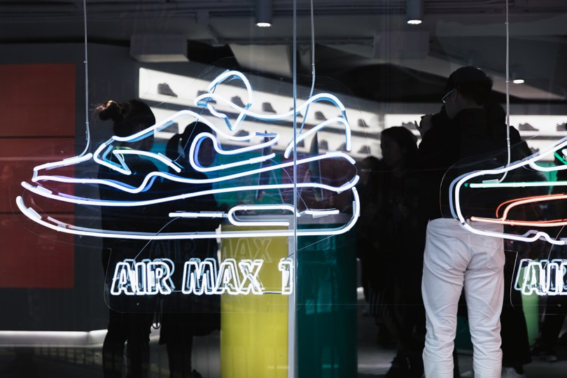 Nike ID Pop-Up Store