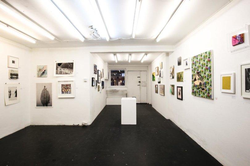 Exceptionnelle Galerie à Shoreditch