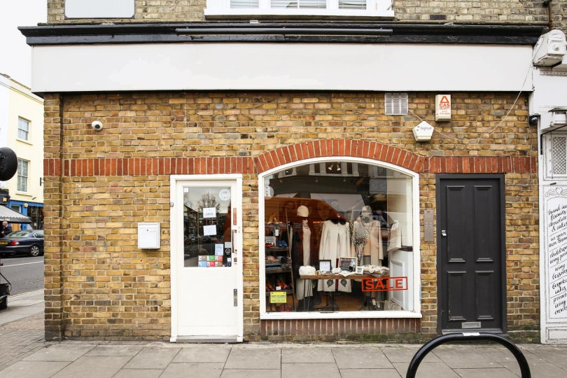 Pop-Up Shop in Notting Hill