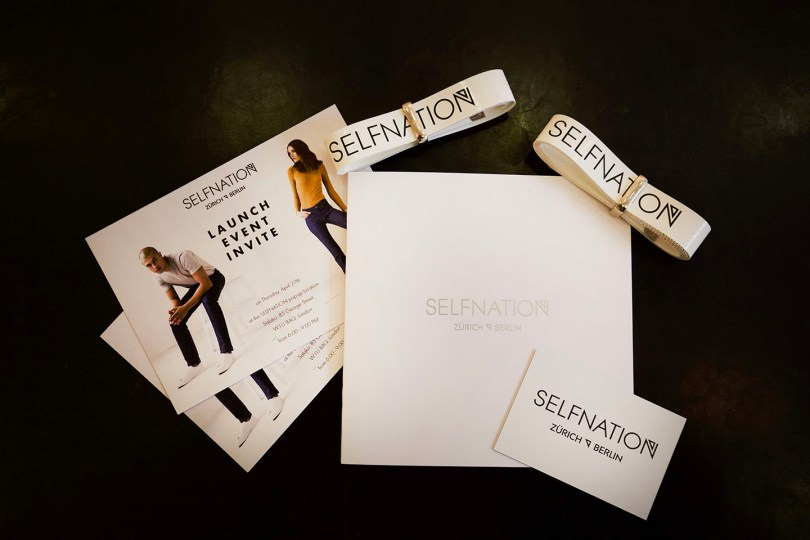 Selfnation pop-up store london