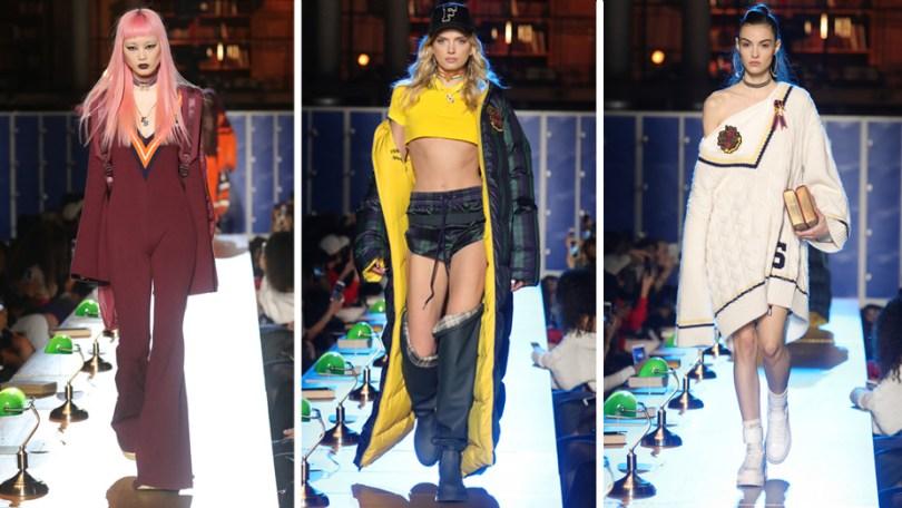 Rihanna Puma Fashion Show PFW 2017