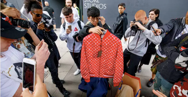 louis vuitton supreme pop-up store
