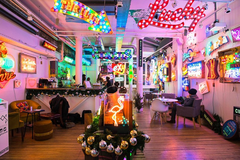 Pop-Up Art Space London