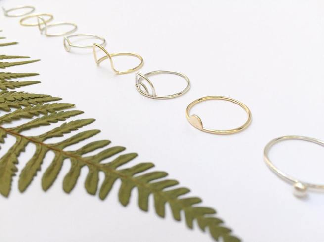 delicate jewellery, minimalist style, gold jewellery, minimalist jewellery, earrings, stacking rings, necklaces, basic jewellery, simple jewellery, holiday gifts