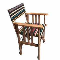 Striped Directors Chairs Wrought Iron Chaise Lounge Teak Chair Petanque The Stripes Company Blog