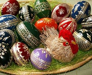 Happy Easter, everyone.