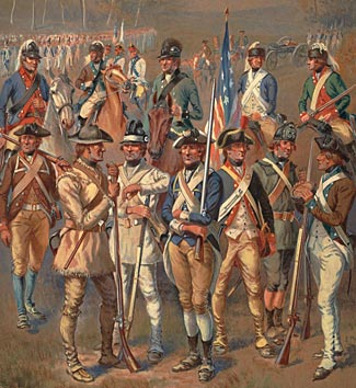 Today marks the 238th anniversary of the start of the American Revolution.